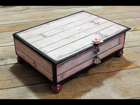 How to Assemble the Medium Keepsake Box & Adorable Closure