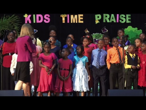 The East Caribbean Conference of S.D.A Presents Kids Time Praise