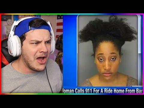 World's Dumbest 911 Calls - Reaction