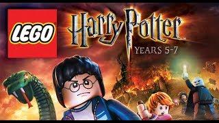 LEGO  Harry Potter Years 5-7 Walkthrough (100%) Part: 19 (Story Mode) (Year 7 Pt. 1) (X360)