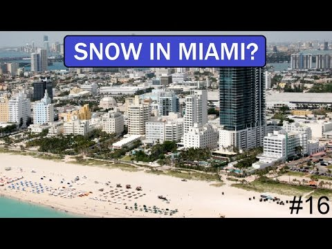 Snow in Miami? | USELESS BUT FUN FACTS [#16]