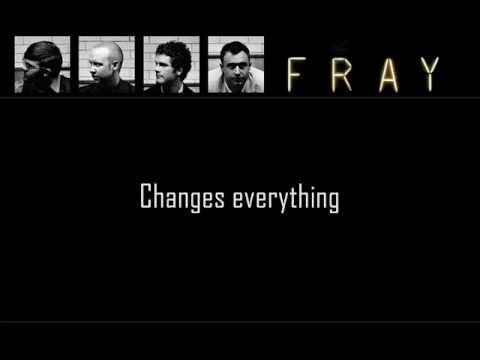 The Fray- Munich (Lyrics!)