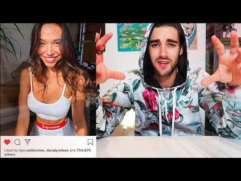 HOW TO DM GIRLS ON INSTAGRAM?! **ONLINE DATING ADVICE 2019**