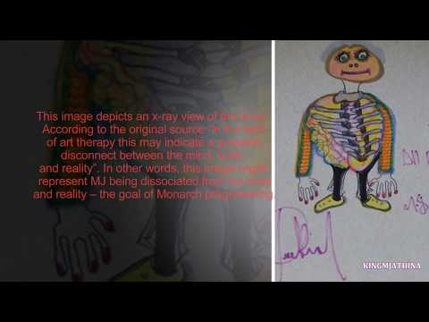 "Michael Jackson's ""Secret Drawings"" NEW RARE"
