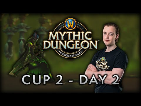 MDI Shadowlands Cup 2 | Day 2 Full VOD