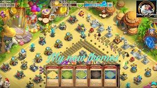 New Base Background & Play || Castle Clash: Guild Royale screenshot 3