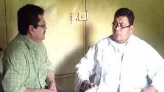 Hermano Max Luna, entrevista con Padre Carlos Lazo Parroco de la Parroquia Nueva Esparta parte 2/2