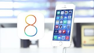 Apple iOS 8 Overview!