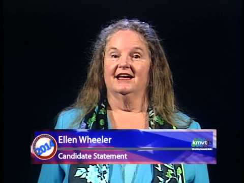 Mountain View-Whisman School Board Candidate Statement - Ellen Wheeler