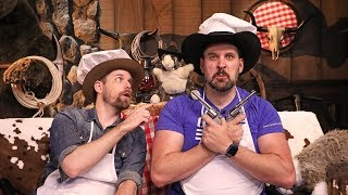 Travis' Yee-Haw Game Ranch: Overcooked!   S1E7