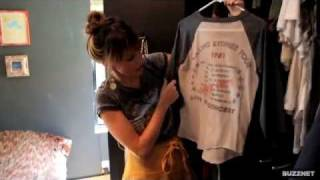 Keltie Colleen - Buzznet Closet Case with Keltie Colleen - Pt. 1