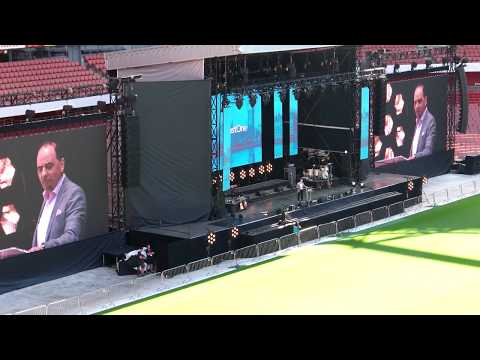 JustOne Event 2017   J John Message