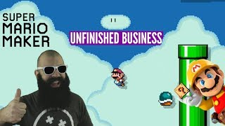 More Super Expert Redemption | Mario Maker Unfinished Business | Episode 13