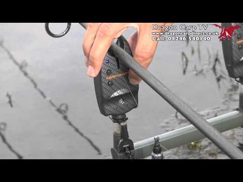 Carp Kinetics FX3 Bite Alarm Set