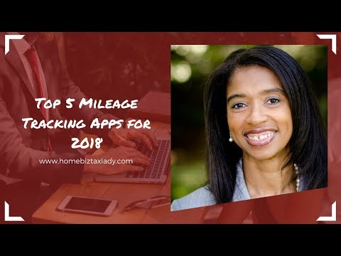 Top 5 Mileage Tracking Apps For 2018