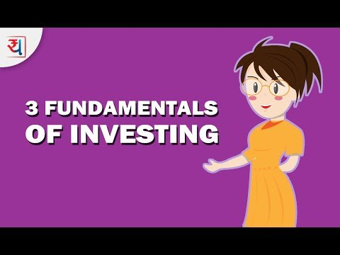 3 Fundamentals of Investing | Financial Planning by Yadnya