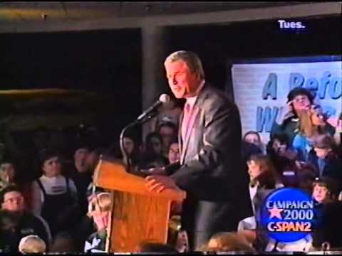 George W Bush Campaign Rally - Kansas City, MO - Feb 22, 2000