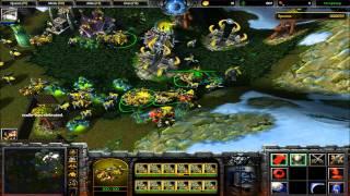 Warcraft 3 Livecast: Broken Alliances - Solo Fool (2/2)