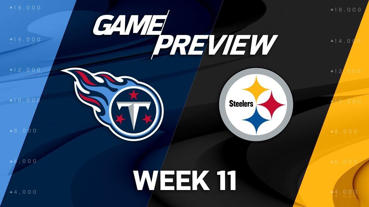 Steelers vs. Titans on Thursday Night Football: Live updates, score, news