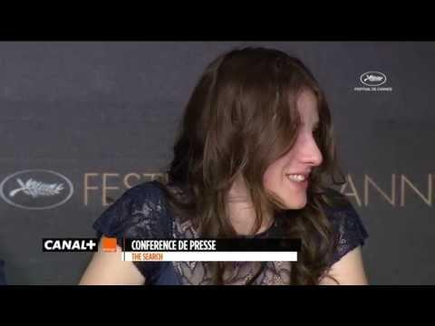 Cannes 2014 - THE SEARCH : Conférence de Presse