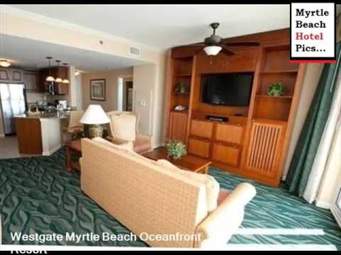 Myrtle Beach Hotels Westgate Myrtle Beach Oceanfront Resort Youtube