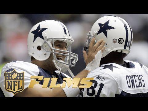 Terrell Owens & Tony Romo   A Football Life   NFL