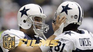 Terrell Owens & Tony Romo | A Football Life | NFL