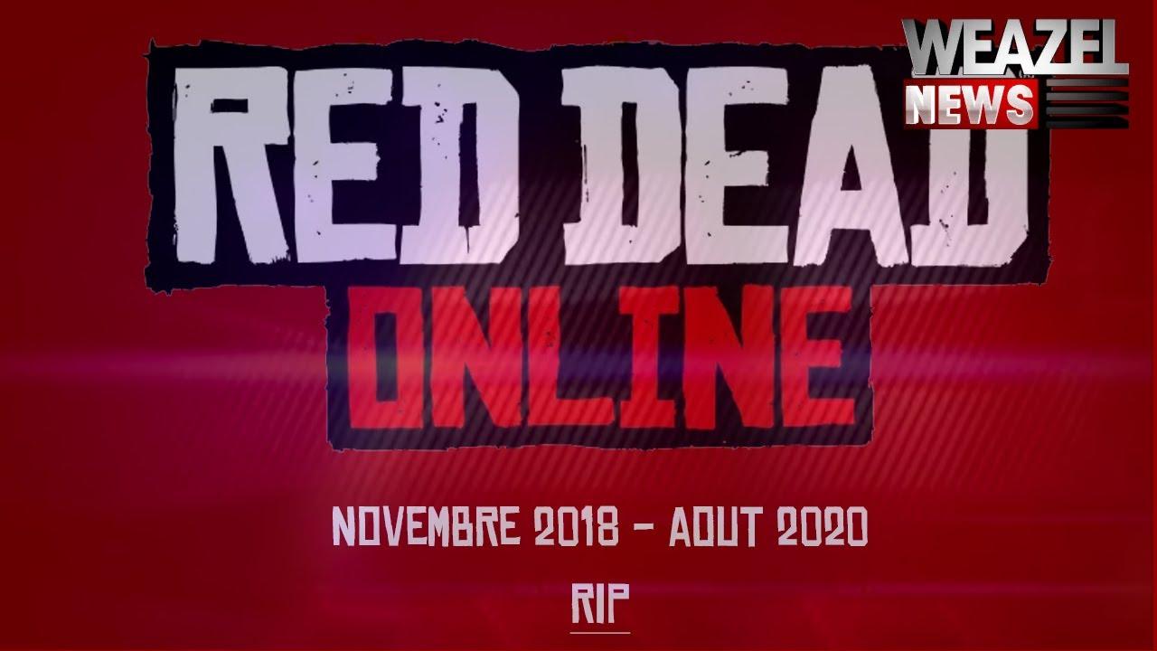 RED DEAD ONLINE COMPLÈTEMENT CASSÉ PAR ROCKSTAR GAMES (CRASH DE CONSOLES, BUGS...)