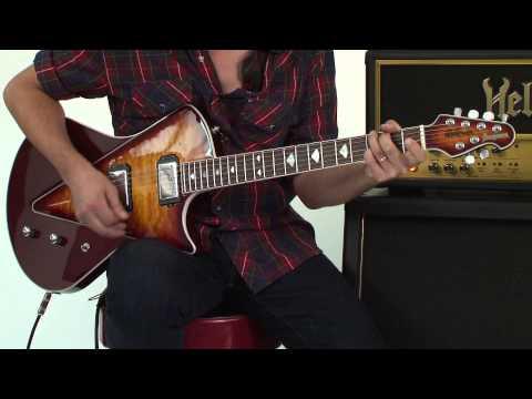 Schecter USA Hellwin 100 Guitar Amp