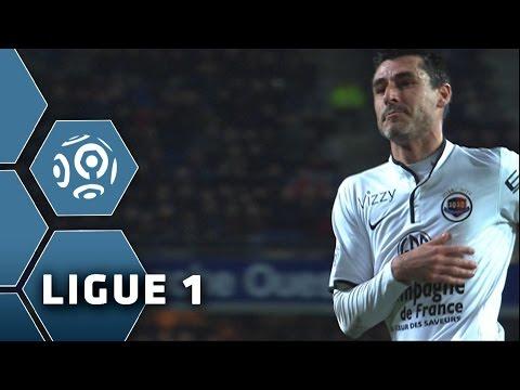 But Julien FERET 85'  Stade Rennais FC  SM Caen 14   SRFC  SMC  201415