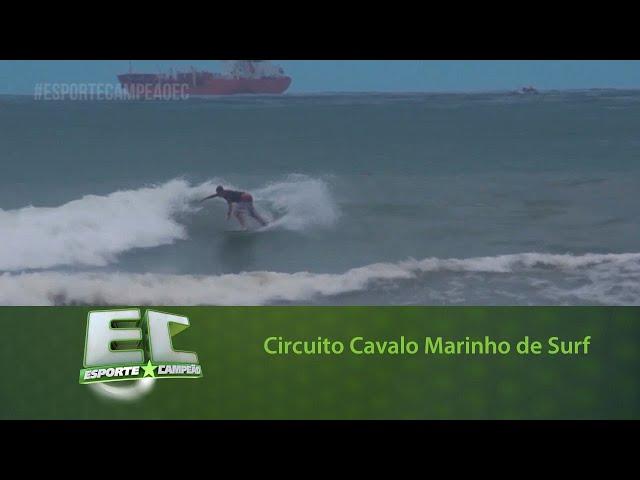 II Etapa do Circuito Cavalo Marinho de Surf
