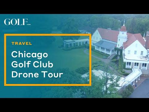Chicago Golf Club Drone Tour