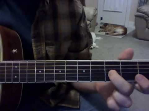 How to Play Long Haired Country Boy - Charlie Daniels