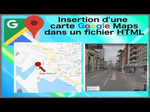 HTML5 / CSS3 - 29 - Google Maps