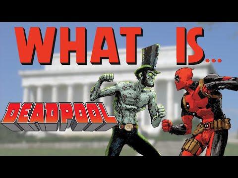 What Is... Deadpool Vol. 1: Dead Presidents
