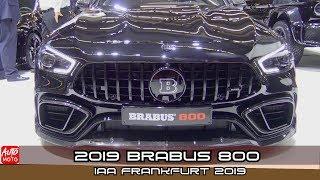 2019 Brabus 800 Mercedes GT 63 S - Exterior And Interior - IAA Frankfurt 2019