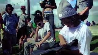 STEVEN FERNANDEZ 13 YEAR OLD SKATE PART!!!