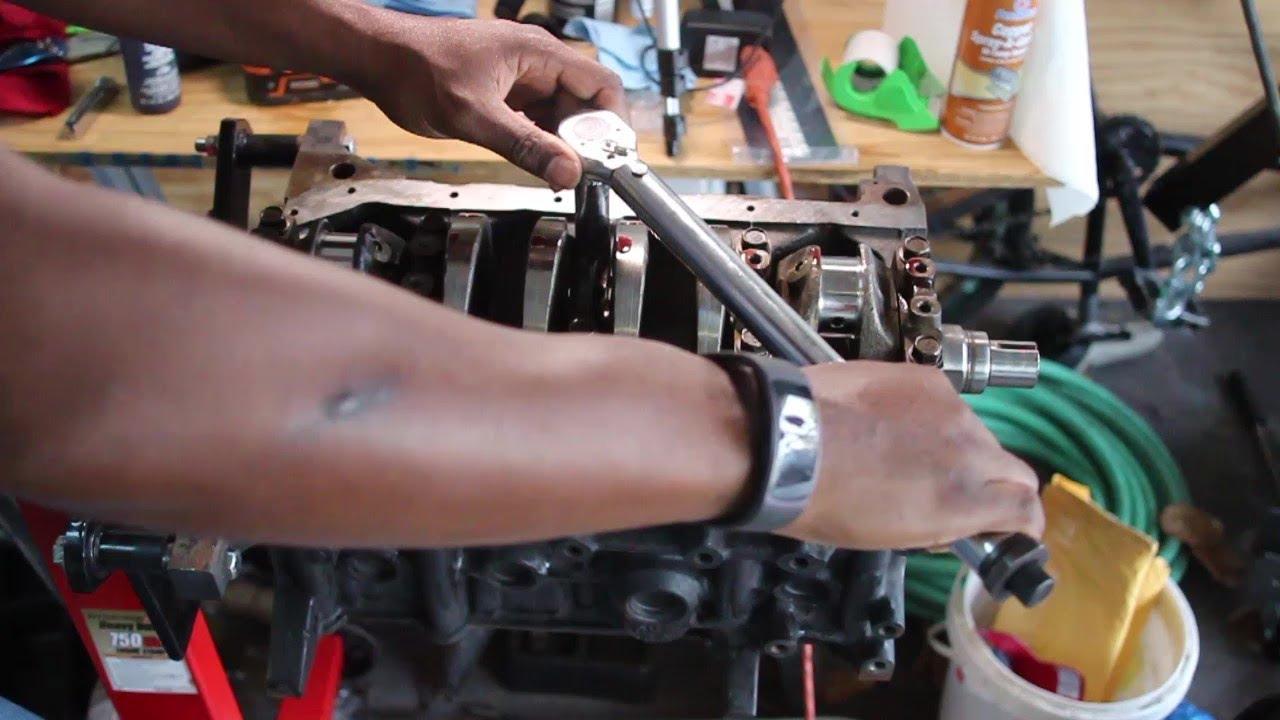 Bottom end mechanic