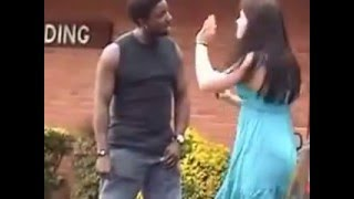 Haha   The Boy Got Girl Topless In Speeding Car    Funny   Crazy    Watch or Download   DownVids net