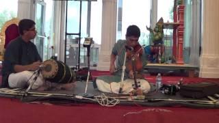 Guruleka Etuvanti - Sandeep Bharadwaj - Violin