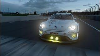 Replay FIA GT Manufactures Series, Test Season 4, Round 1, Gran Turismo Sport