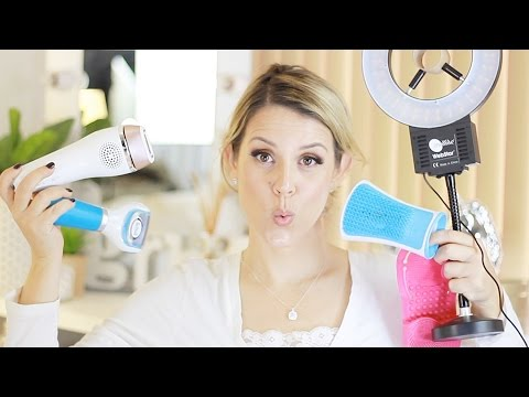 My Favourite Beauty Tools & Devices