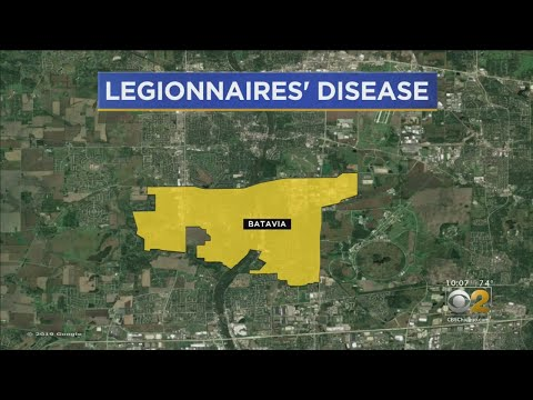Two New Cases Of Legionnaires' Disease Reported In Batavia