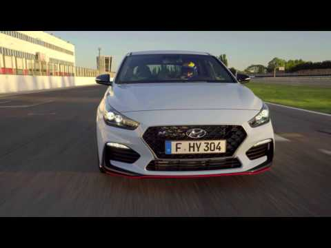 2018 Hyundai i30 N video debut