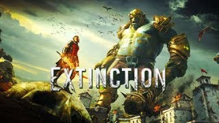 Extinction - Cinematic Announcement Trailer