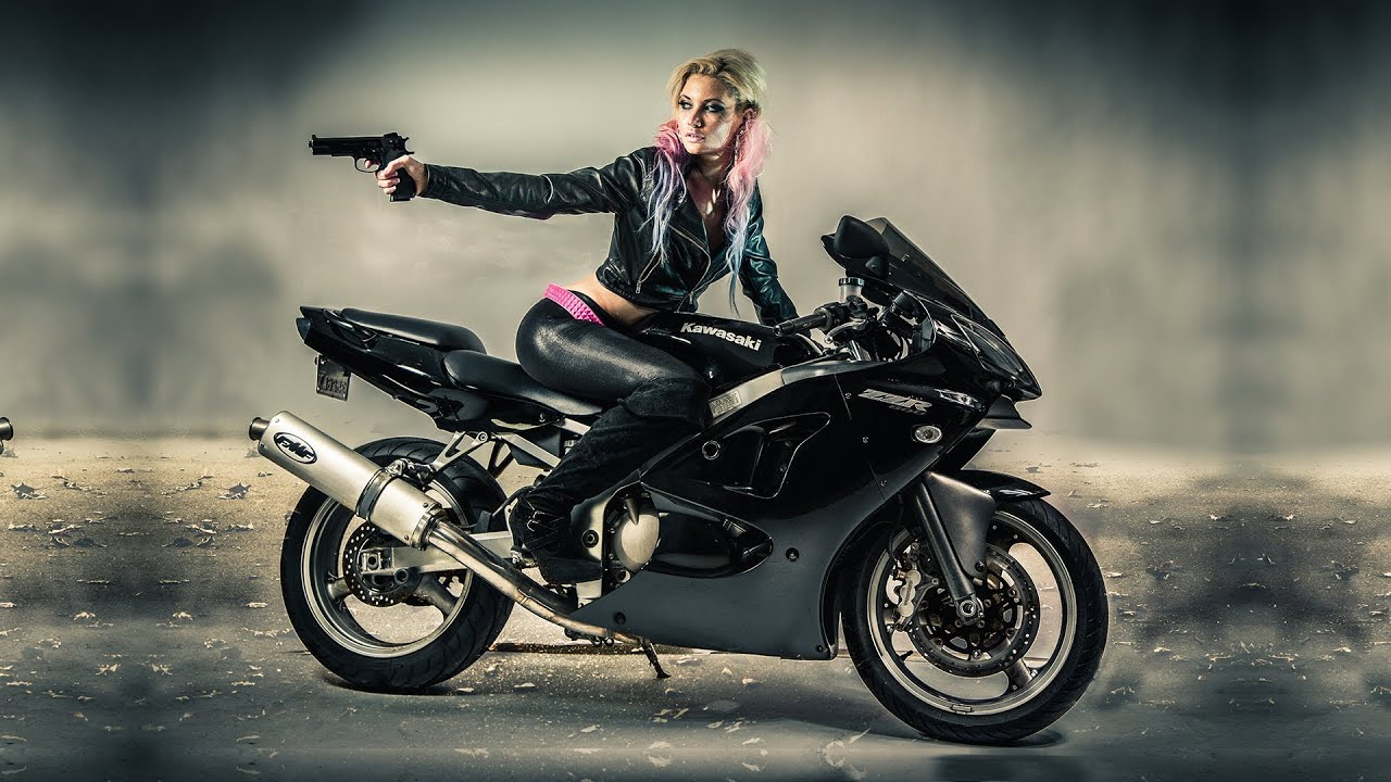 motorcycle shooting  Stephanie Alicia: Motorcycle Shoot - YouTube