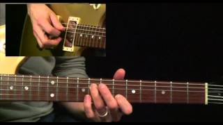 50 Eclectic Blues Licks - #4 Greasy Fingers - Guitar Lesson - Jeff McErlain