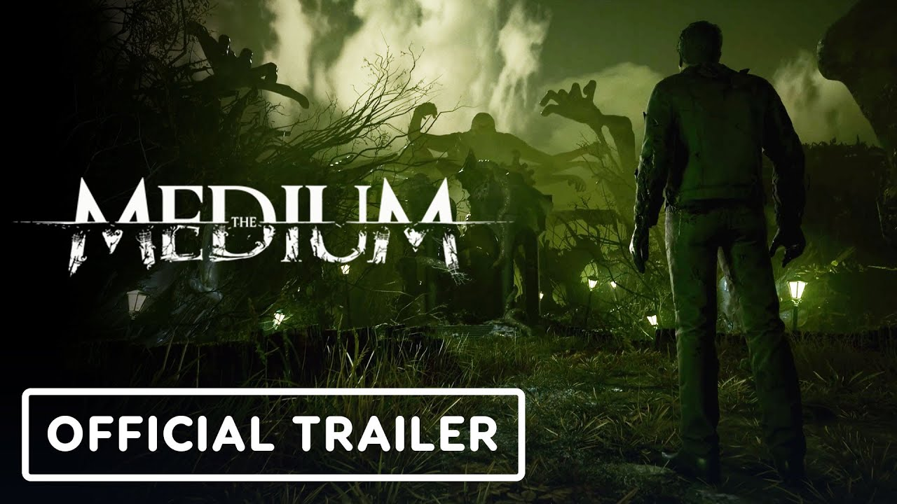 The Medium - Official New Character Trailer - IGN