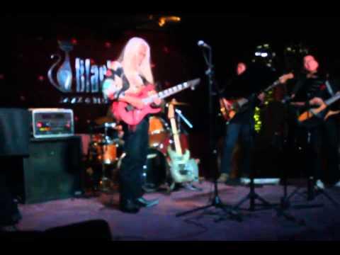 GIDEON LJ TENGKER - Blues Revival - Manado Tua - BLACK CAT