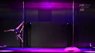 Paula Pelica - Kids - Pole Dance Show 2019